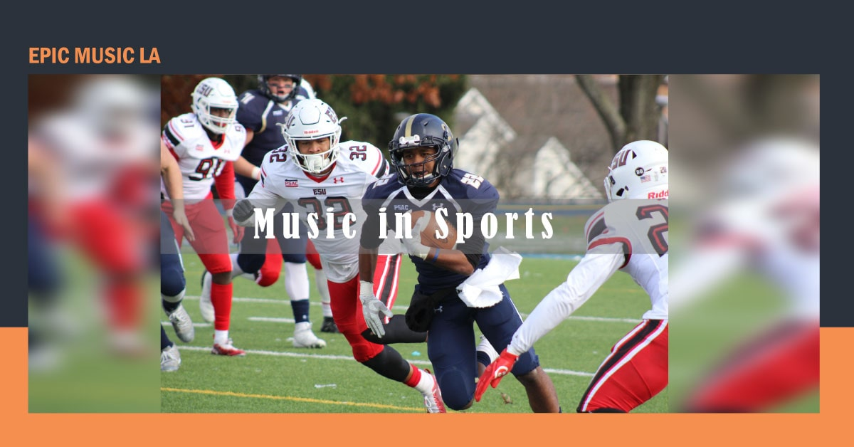Sports Music Library